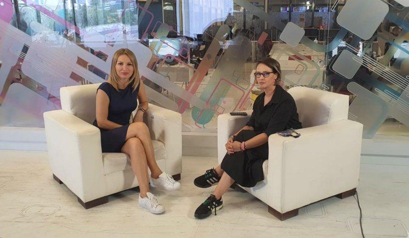ANTENA3.RO LIVE. Dr. Adina Alexandru, medic dermatolog la Spitalul Colentina, sfaturi pentru demachiere sau protecție solară
