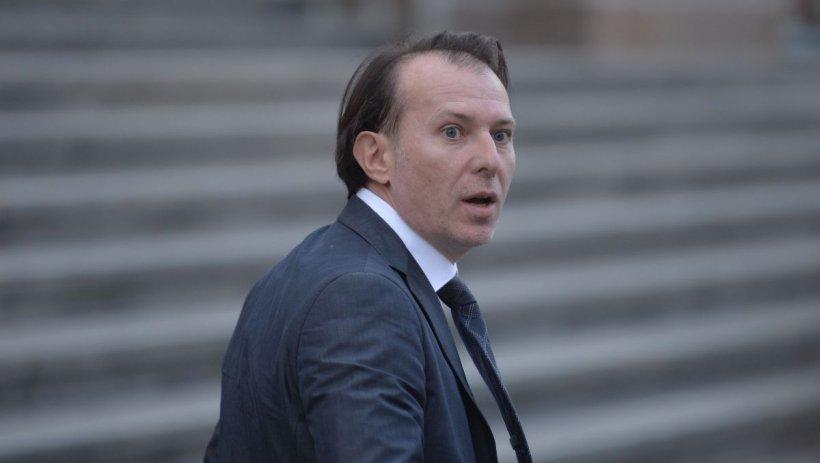 Scandalul Florin Cîțu - Direcția Juridică ia amploare. Cum a intervenit premierul Ludovic Orban