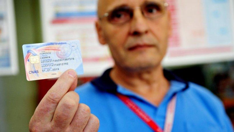 Cardul de sănătate redevine obligatoriu de la 1 iulie
