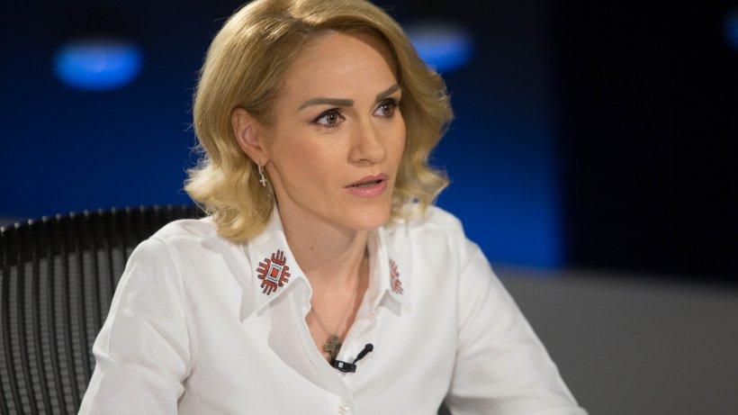 """Gabriela Firea: """"Este o rușine națională faptul că Bucureștiul nu are o centură în acest moment"""""""