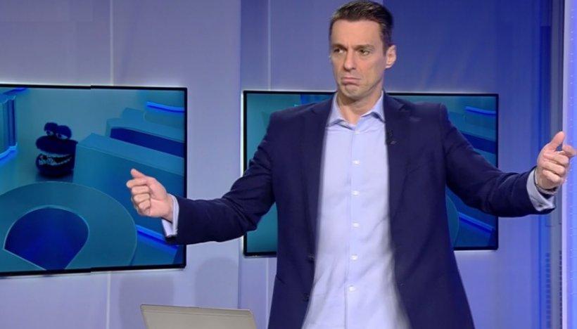 """Mircea Badea: """"Le-a dat CCR daună totală! Sunt în continuare șocat..! Bravo mie!"""""""