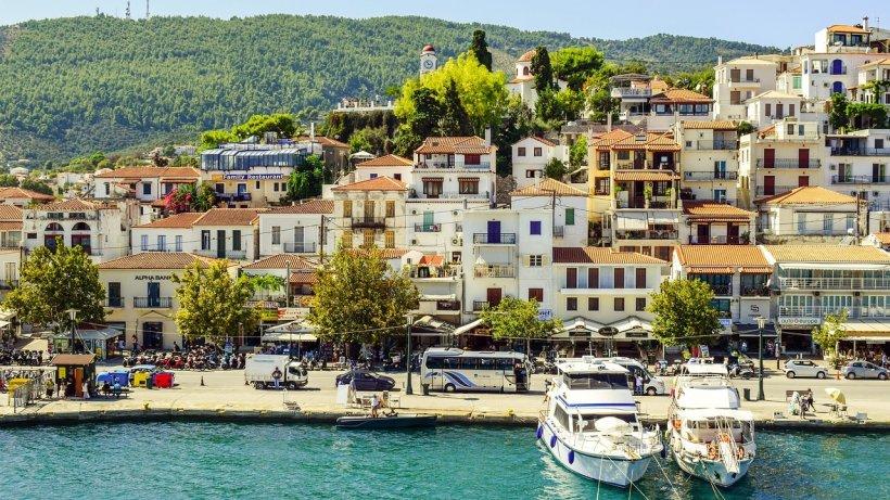 Niciun caz de coronavirus în Skiathos. Insula elenă este pregătită să primească turiști. Ce reguli trebuie să respecte