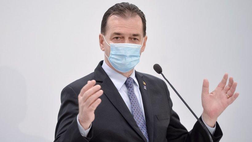 PSD, acuzații grave la Guvernul Orban: 'Minte ca de obicei, nimic nou! O minciună care a condus la spitale închise'
