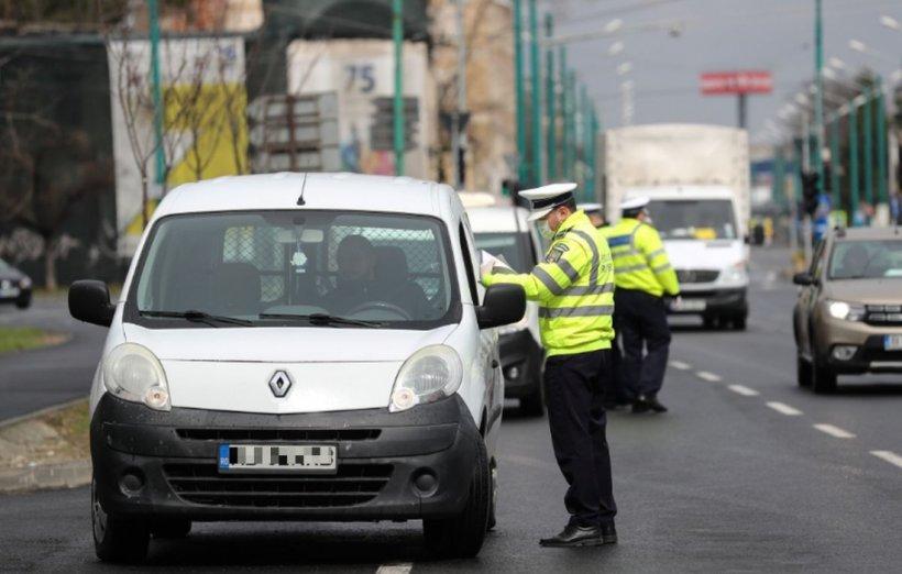 Un șofer din Vaslui a resetat etilotestul Poliției, după ce a fost prins cu o alcoolemie-record