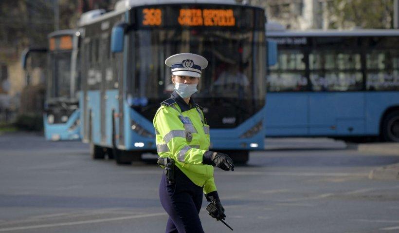 O șoferiță din București și-a recuperat permisul datorită mențiunii de pe procesul-verbal