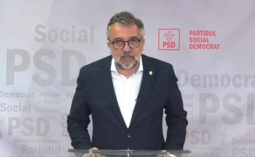 Lucian Romașcanu, atac la Rareș Bogdan: 'Un opozant de carton la propriul partid'