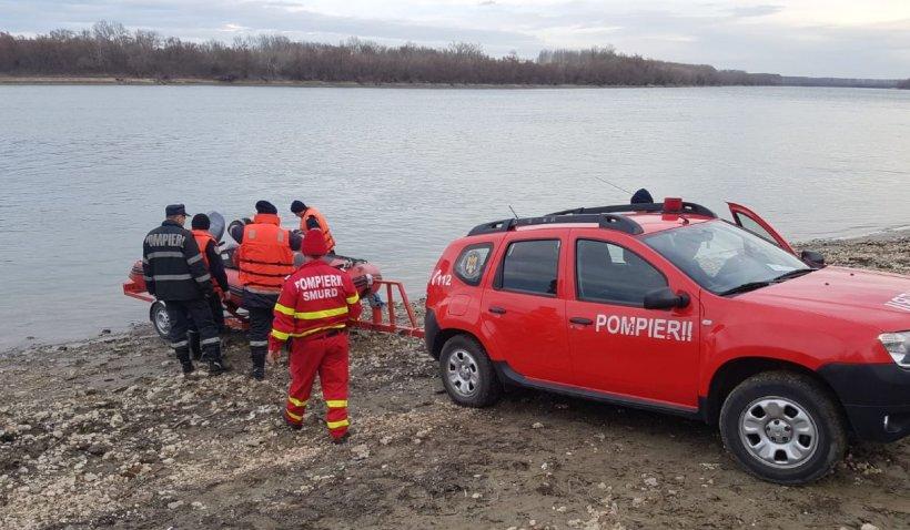 O copilă de șase ani, găsită înecată în Crișul Repede. Medicii nu au mai reușit să o salveze
