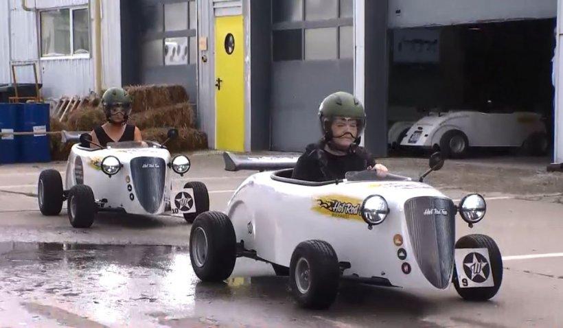 Povestea maşinuţelor care pot transforma pe oricine într-o vedetă pe şosea