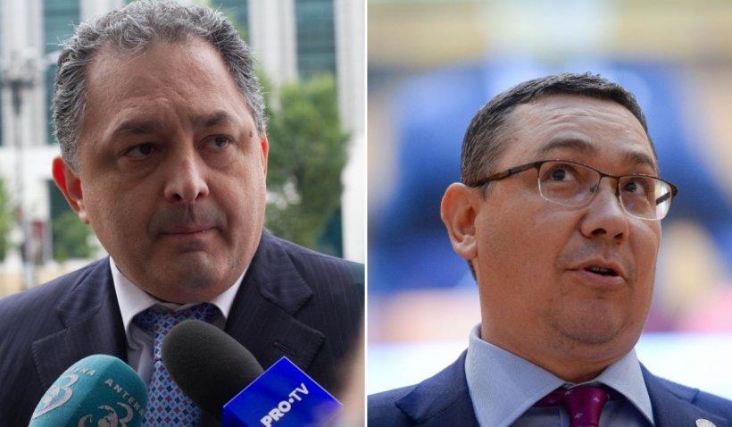 Acuzații explozive la adresa lui Victor Ponta: 'Se ducea cu lista de arestări la Maior'