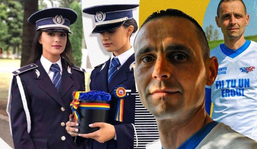 Un militar din Galați a alergat 600 km până la Satu Mare pentru o polițistă bolnavă de leucemie