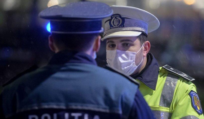 Un tânăr a murit după ce a fost încătușat de polițiști, în Centrul Vechi din București