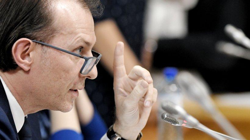 ALDE, despre Florin Cîțu: Când nu ai rezultate și nimeni nu are ce să zică bine de tine, începi să te lauzi singur