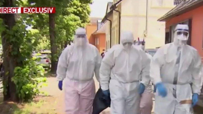 Exclusiv! Mărturii din Iadul românilor care muncesc la abatorul din Germania