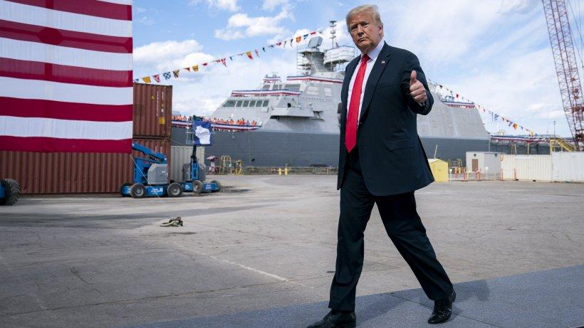 Mandat de arestare pe numele lui Donald Trump. Președintele american, acuzat de crimă şi terorism