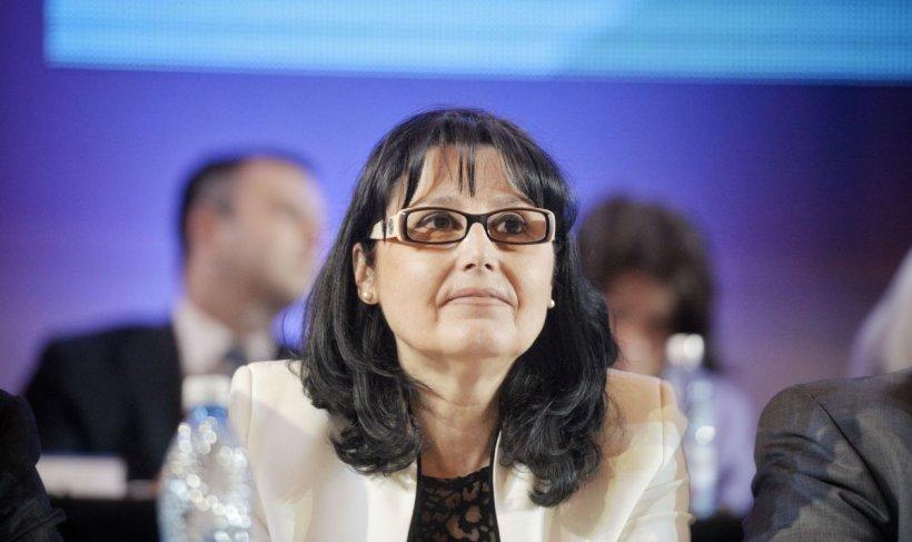 Steluța Cătăniciu pleacă din ALDE! La ce partid s-a înscris