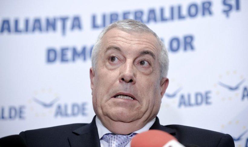 Călin Popescu Tăriceanu: De când a început să bea singur în birou, Ludovic a început să urască restaurantele
