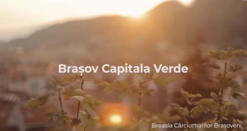 """Cum promovează """"Breasla Cârciumarilor Brașoveni"""" orașul de la poalele Tâmpei"""