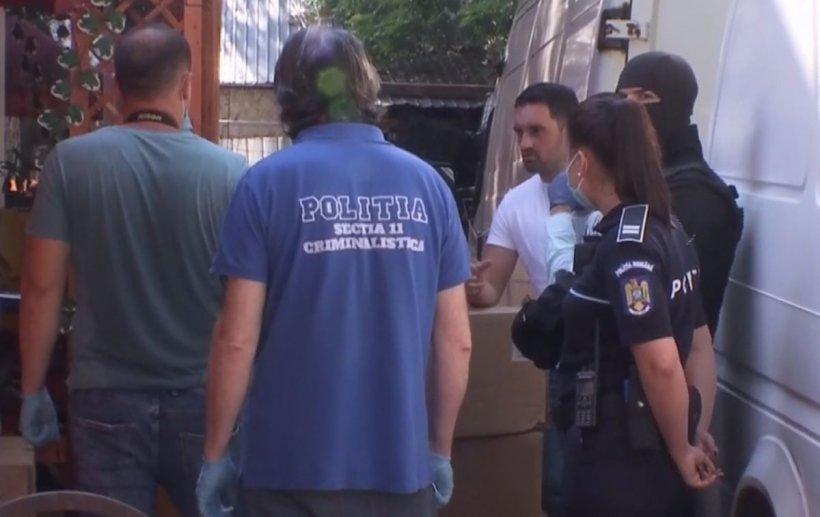 """Doi militari implicați în dosarul țigărilor contrafăcute. Adina Anghelescu: """"E posibil să mai fie și alte persoane arestate"""""""