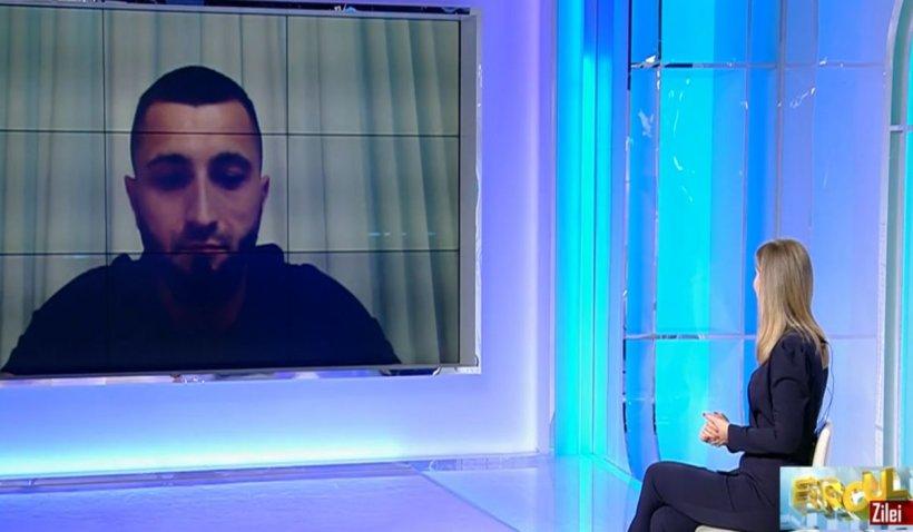 Eroul Zilei. Andrei Bacoș, inițiatorul unei provocări cu fapte bune pe Facebook