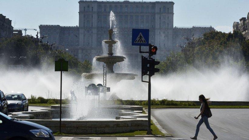 România se confruntă cu primul val de caniculă! Meterologii ne avertizează că acesta este doar începutul