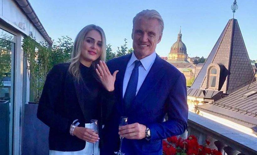 Veste-șoc la Hollywood. Un actor celebru s-a logodit cu o femeie cu 38 de ani mai tânără. Seamănă izbitor cu fiica sa!