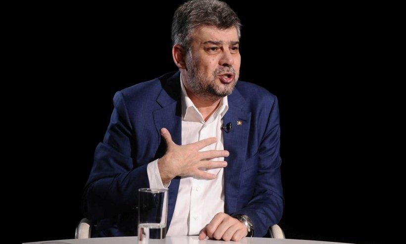 Marcel Ciolacu, prima reacție la măsurile PNL: 'E un plagiat, amatorism și hoție'