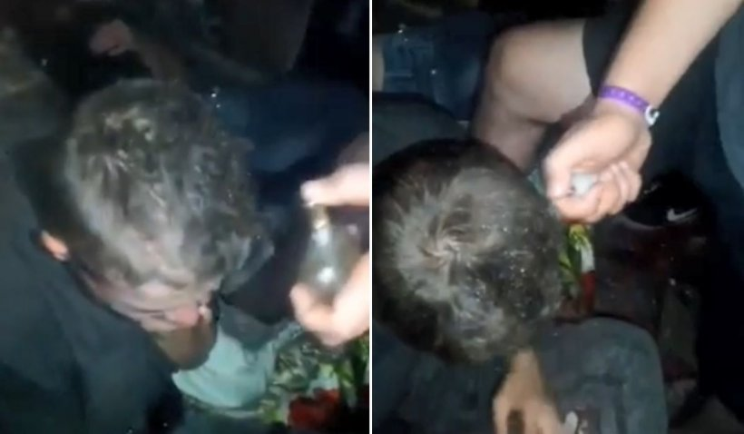 Tânăr din Botoșani, sechestrat, bătut și incendiat de prieteni, într-un apartament, timp de două săptămâni