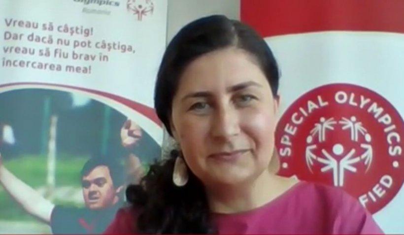 Eroul Zilei. Competiție virtuală Special Olympics. Mesaj special din partea Nadiei Comăneci