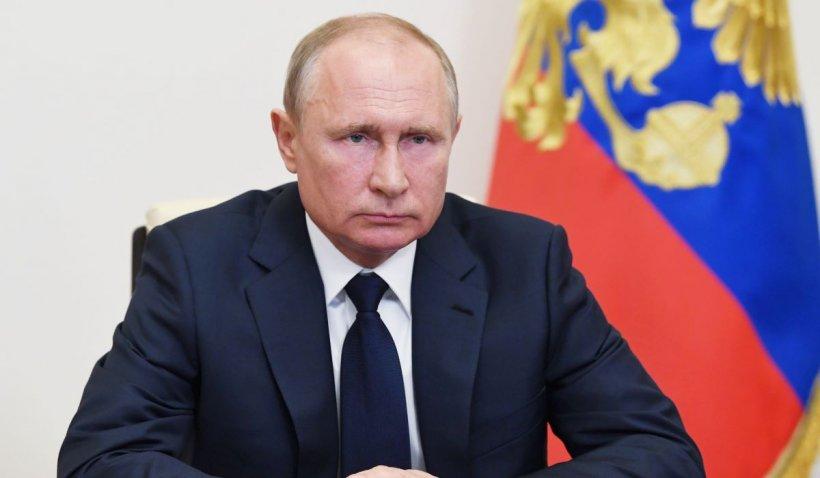 Ce salariu are Vladimir Putin ca președinte al Rusiei și până în ce an va rămâne la conducere, după validarea referendumului