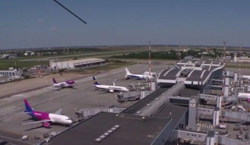 Cum arată noua gară de la Aeroportul Otopeni. Ce schimbări s-au făcut în pandemie