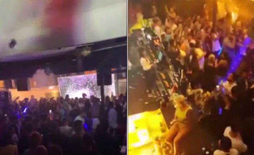 Petrecere cu Grasu XXL, anchetată de polițiști. Ce s-a întâmplat la concert - VIDEO
