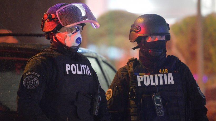Sindicatul Europol, acuzații grave: Polițiștii sunt expuși intenționat riscului de a se infecta cu noul coronavirus