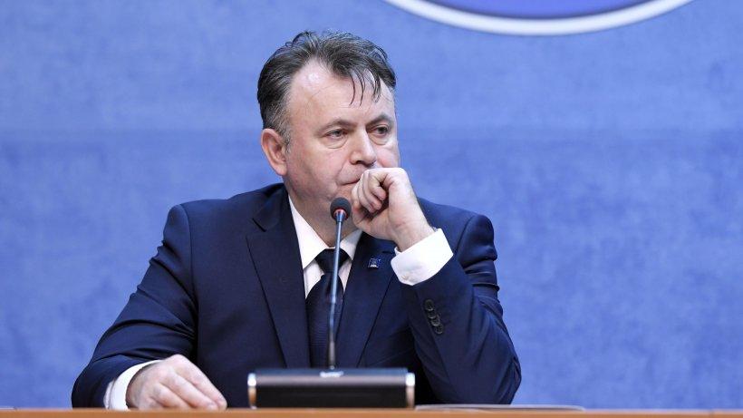 Nelu Tătaru a izbucnit în lacrimi în direct! Ce s-a întâmplat cu ministrul Sănătății