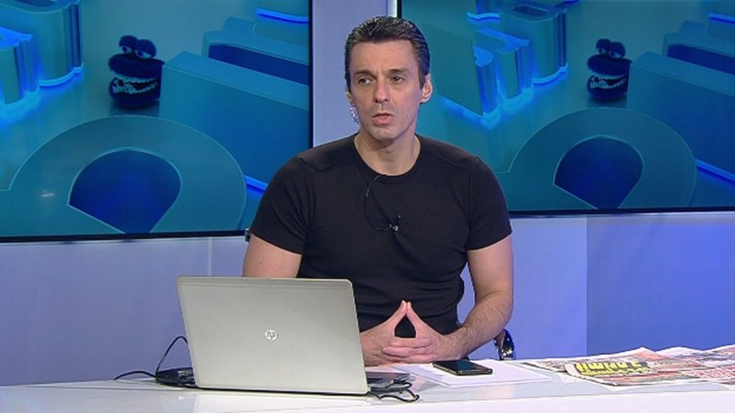 """""""Fenomenul"""" care l-a făcut pe Mircea Badea să poarte mănuși de iarnă în toiul verii"""