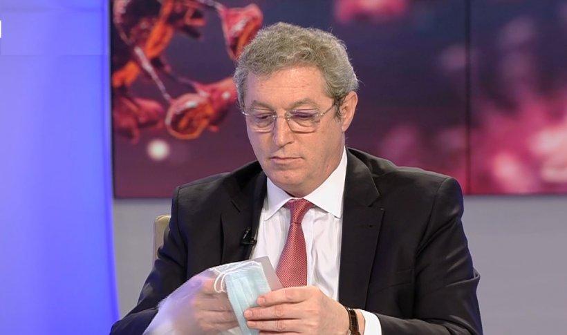 Profesorul Adrian Streinu-Cercel, soluții pentru scăderea numărului de cazuri de COVID-19