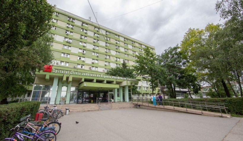 Centru de Mari Arși și investiții uriașe la Spitalul Județean de Urgență Timișoara