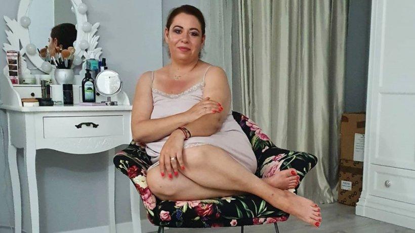 """Oana Roman explică de ce a fost grasă mereu: """"Nu era pentru că băgam în mine ca un tanc, ci pentru că…"""""""