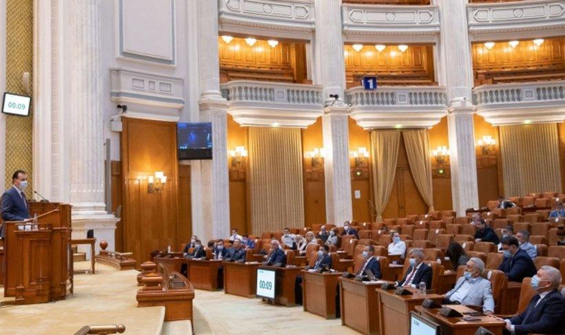Umilință pentru un ministru al Guvernului Orban. Imaginile virale postate de Eugen Teodorovici - VIDEO