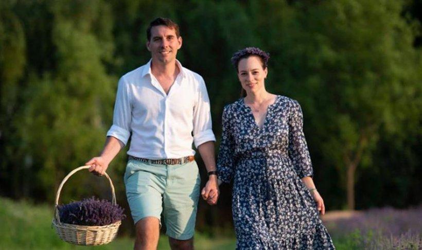 Veste minunată de la Casa Regală a României. Cum a fost surprins nepotul regelui Mihai, alături de soția sa