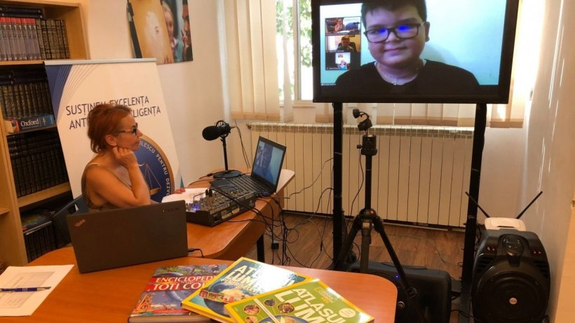 ''Bătălia Micilor Genii'', concursul gratuit dedicat copiilor isteţi