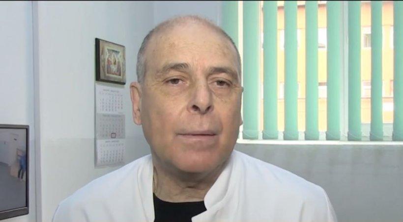 """Semnal tras de dr. Virgil Musta: Riscăm să ajungem în situația """"primul venit, primul servit"""", că nu vom mai avea locuri în spitale"""
