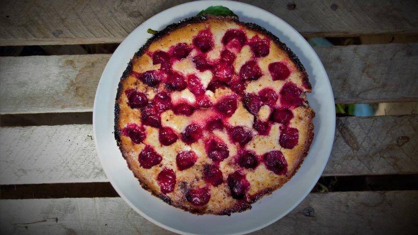 Cea mai gustoasă prăjitură de vară! Este ideală pentru un răsfăț de weekend. Rețata simplă pe care o poate face și un începător