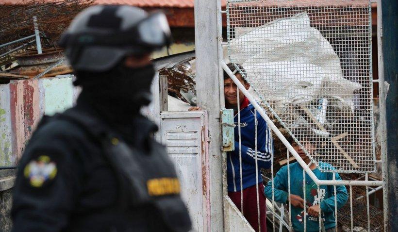 Deținut evadat în martie din Penitenciarul Rahova prins pe un câmp din Ialomița