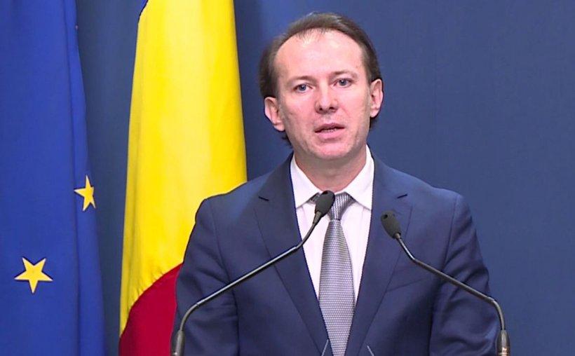 """Florin Cîțu, nou atac la PSD: """"Ne împrumutăm astăzi să plătim împrumuturile luate de PSD"""""""