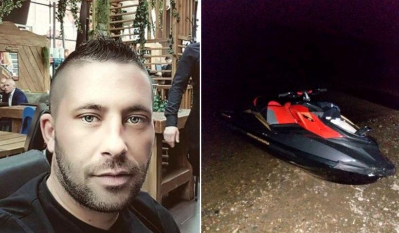 Interlopul Bobină din Giurgiu a murit pe skyjet, după o petrecere privată pe o insulă