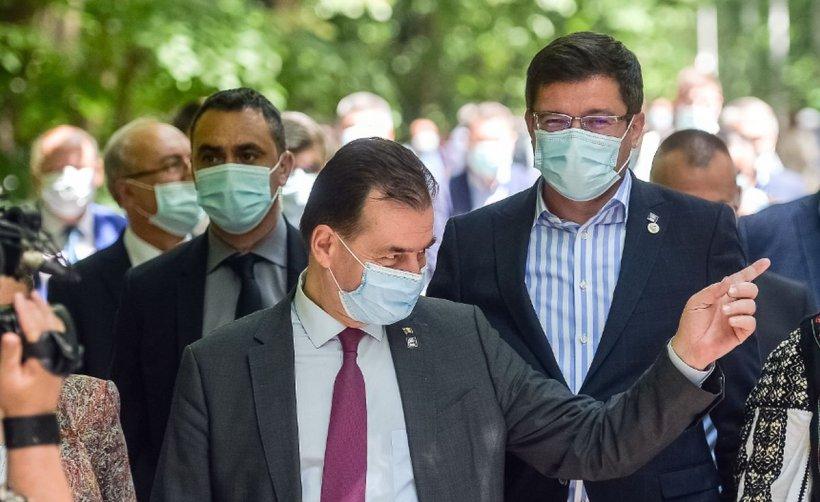 Ludovic Orban, noi decizii. Ce se întâmplă acum la terasele de fițe și în restaurante