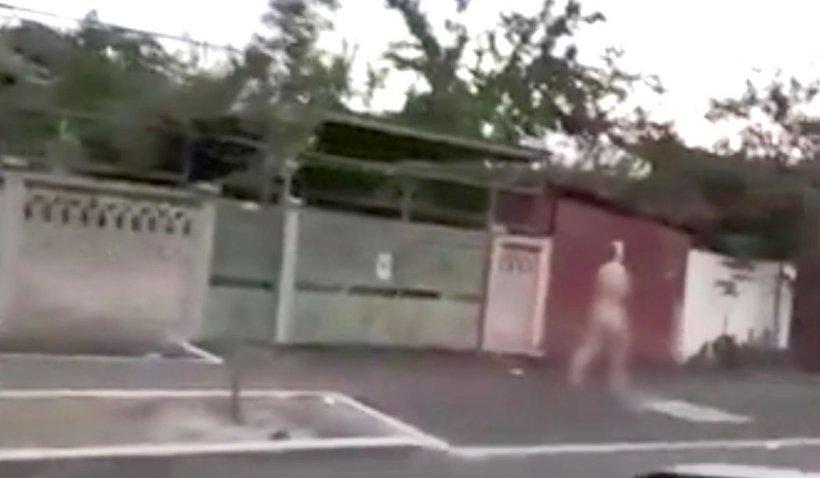 Bărbat dezbrăcat, fugărit pe străzile din Craiova, după ce a fost prins în flagrant de soțul înșelat