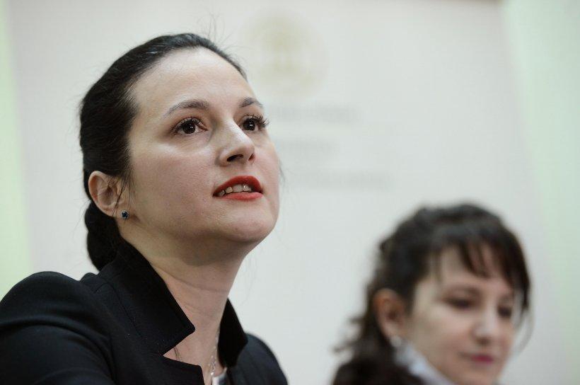 Alina Bica, în arest la domiciliu până la extrădare - surse