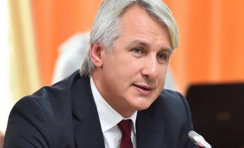 Eugen Teodorovici: Am un mesaj important pentru colegii mei din PSD