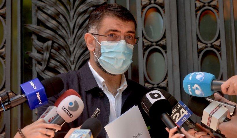Robert Cazanciuc, anunț de ultimă oră. Ce s-ar putea întâmpla cu asimptomaticii în România